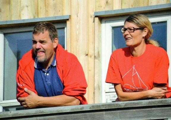 Søren Bo Christiansen og Annbeth Bæch Sørensen