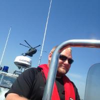 Stationsleder Jan Thorst, DSRS Køge
