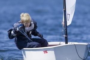 VSK Grand Prix 2016 Mads Bjerre Andreasen VSK Optimist (Mogens Hansen)