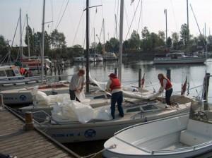 2008 - sejlerskole eksamensdag 1