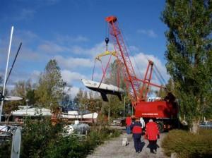 2009 - sejlerskole baadoptagning 3