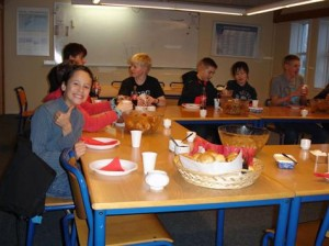 2009 - ungdom juleafslutning 9