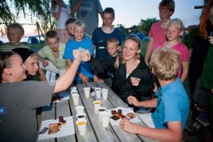2009 - ungdom sommercamp stege 61