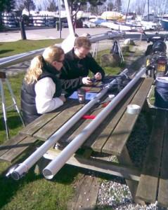 2010 - sejlerskolen skoledaade klargoering 2