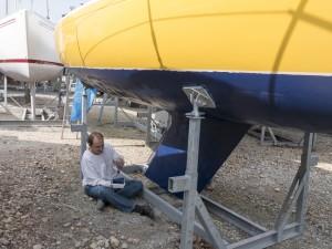Sejlerskole forårsklargøring 3
